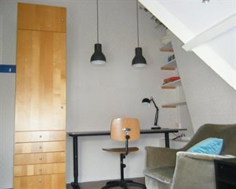 Kamer in Wageningen, Nassauweg op Kamernet.nl: Torenkamer