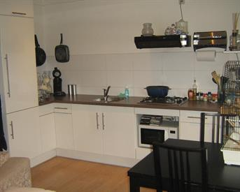 Kamer in Vught, Gildestraat op Kamernet.nl: knus 2 kamer appartement, met tuin