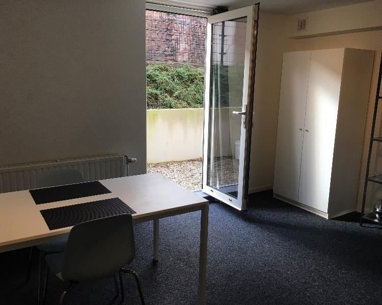Studio aan Jan de Wittstraat in Nijmegen