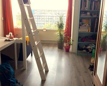 Kamer in Delft, Cesar Franckstraat op Kamernet.nl: Kamer in klein huis :)