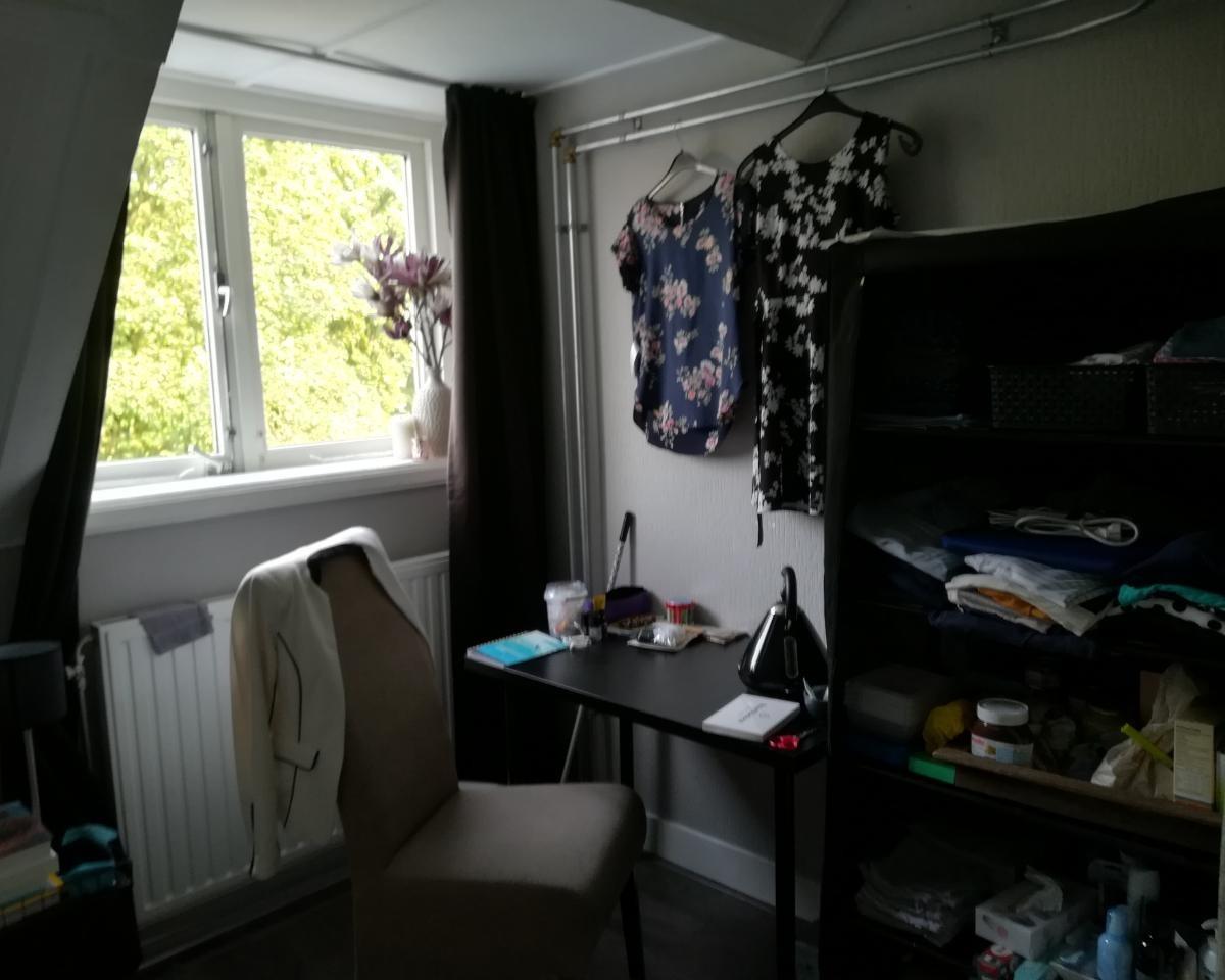 Kamer te huur aan de Churchillweg in Wageningen