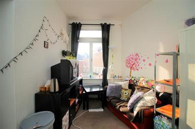 Kamer in Groningen, Bloemstraat op Kamernet.nl: Kamer op toplocatie