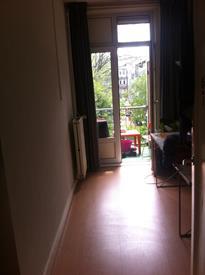 Kamer aan Vrijheidslaan in Amsterdam