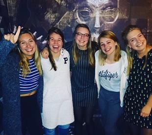 Kamer in Enschede, Lipperkerkstraat op Kamernet.nl: Gezellig vrouwenhuis binnen de singel
