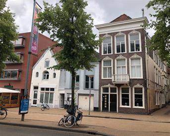Kamer in Groningen, Gedempte Kattendiep op Kamernet.nl: Mooie zelfstandige studio, hartje centrum!