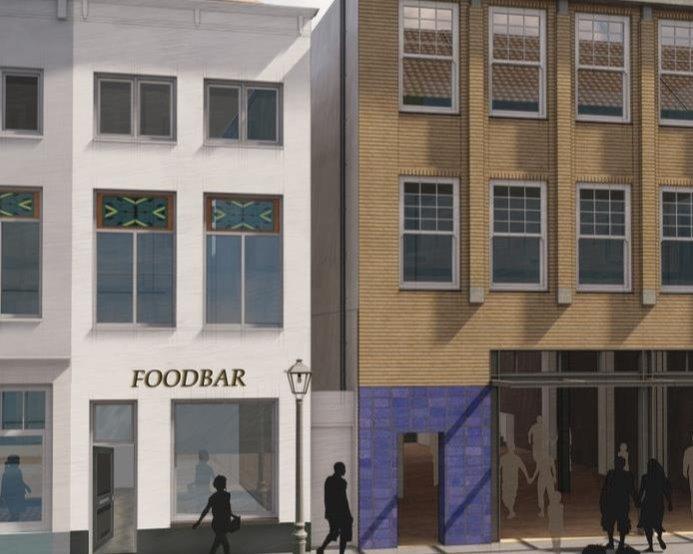 Kamer aan Reigerstraat in Breda