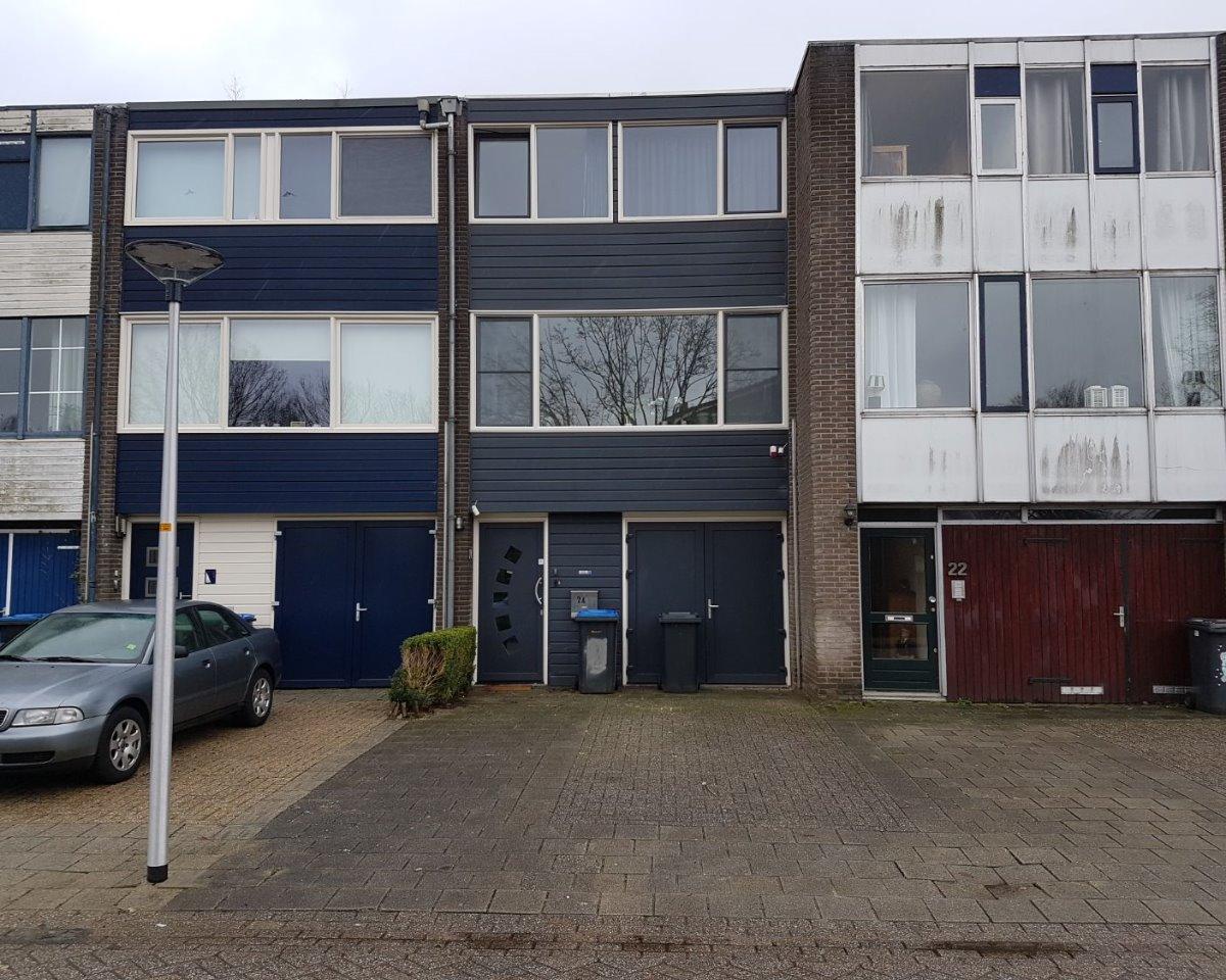 Kamer te huur in de Brandehoflanden in Enschede