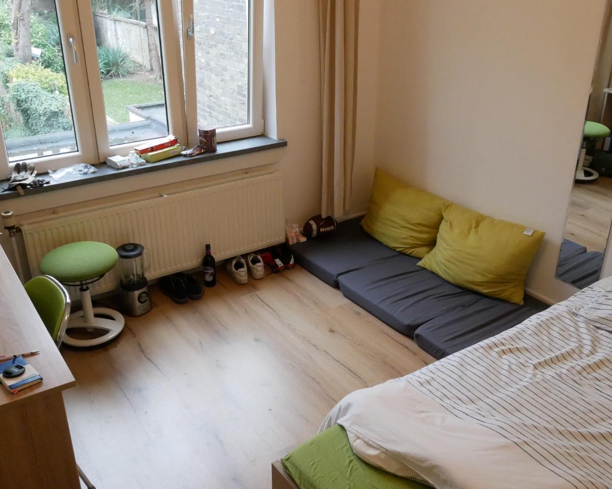 Kamer te huur in de Sint Nicolaasstraat in Maastricht