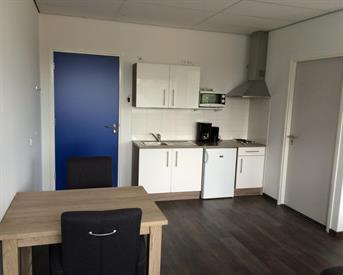 Kamer in Almelo, Wierdensestraat op Kamernet.nl:  STUDIO IN ALMELO