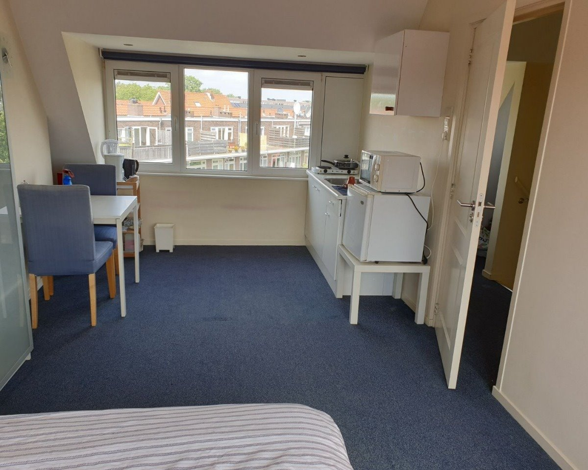 Kamer te huur in de Teding van Berkhoutstraat in Haarlem