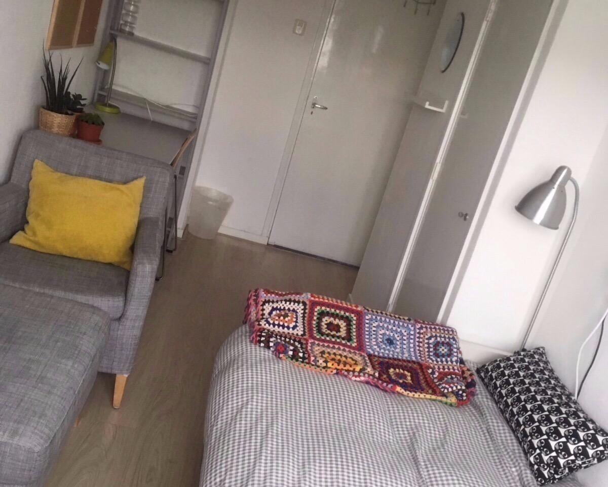 Kamer te huur op het Sierplein in Amsterdam