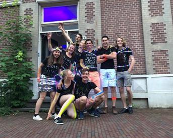Kamer in Wageningen, Bowlespark op Kamernet.nl: Studentenkamer Bowlespark