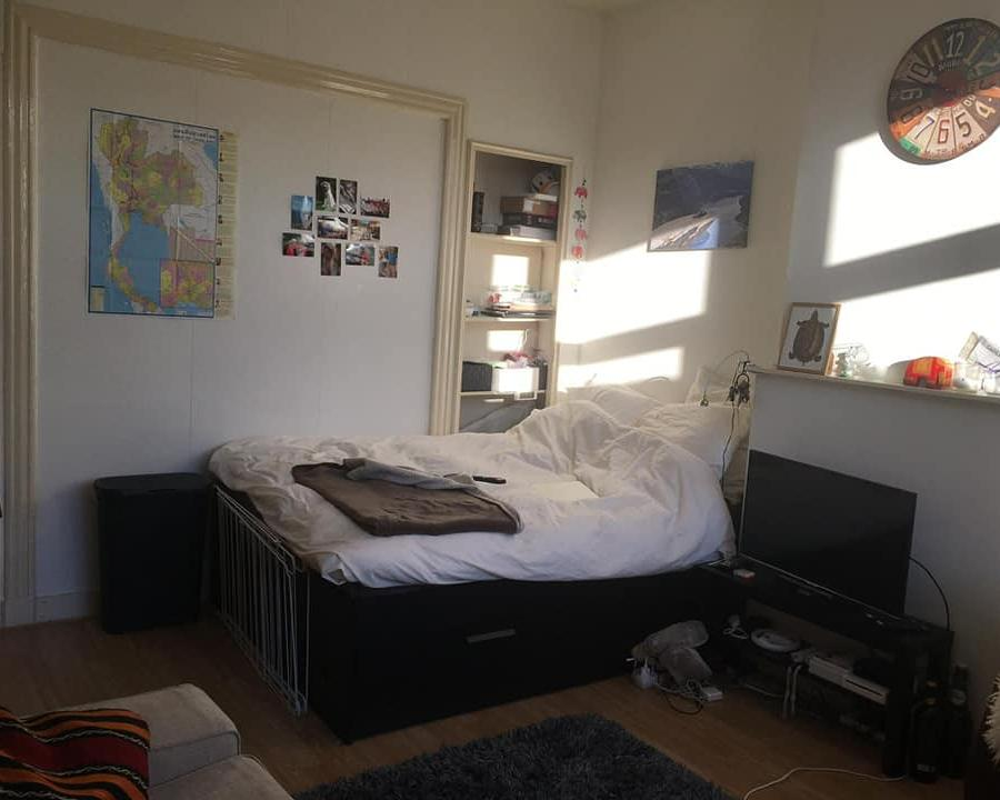 Kamer te huur in de Witte de Withstraat in Groningen