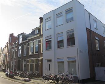 Kamer in Groningen, Helper Oostsingel op Kamernet.nl: Mooie kamer met terras