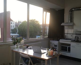Kamer in Utrecht, Lange Nieuwstraat op Kamernet.nl: Studio tijdelijk voor onderhuur!