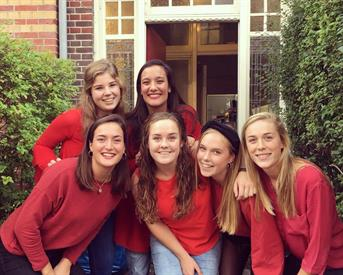 Kamer in Groningen, Herman Colleniusstraat op Kamernet.nl: Huize de Roode Deur zoekt vrouwelijk huisgenootje