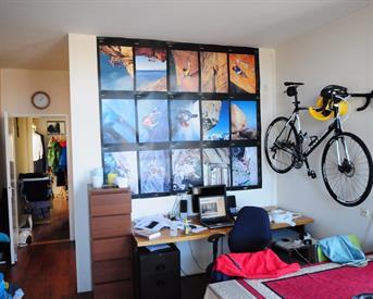 Kamer in Den Haag, Marnixstraat op Kamernet.nl: Den Haag, Marnixstraat 60 m2 - 275 euro