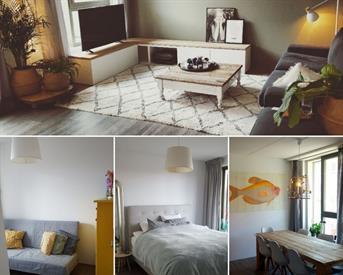 Kamer in Utrecht, Laan van Chartroise op Kamernet.nl: WONINGRUIL/HOME EXCHANGE 2 slaapkamer appartement