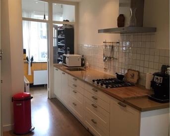 Kamer in Amsterdam, Vrijheidslaan op Kamernet.nl: Appartement met tuin