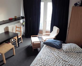 Kamer in Amsterdam, Van Speijkstraat op Kamernet.nl: Room with private bathroom in Amsterdam West