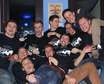 Kamer in Enschede, Calslaan op Kamernet.nl: Kamer in tof huis op de campus!