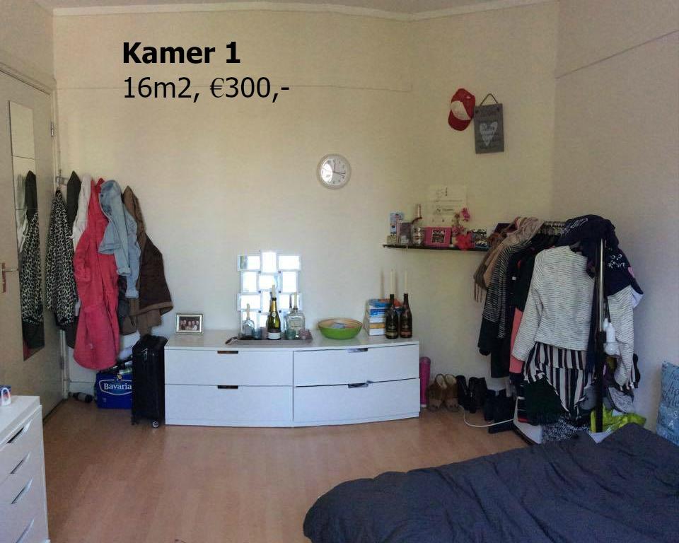 Kamer te huur in de Concordiastraat in Maastricht