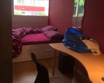 Kamer in Groningen, Briljantstraat op Kamernet.nl: Zeer gezellig studentenhuis!