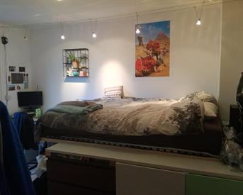 Kamer in Enschede, Stadsgravenstraat op Kamernet.nl: Tijdelijke kamer Huize Damabière