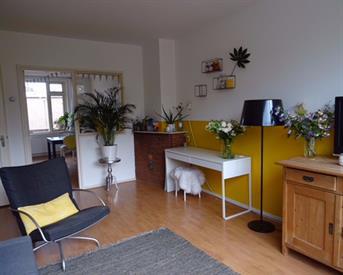 Kamer in Groningen, Van Oldenbarneveltlaan op Kamernet.nl: Groot, gemeubileerd appartement