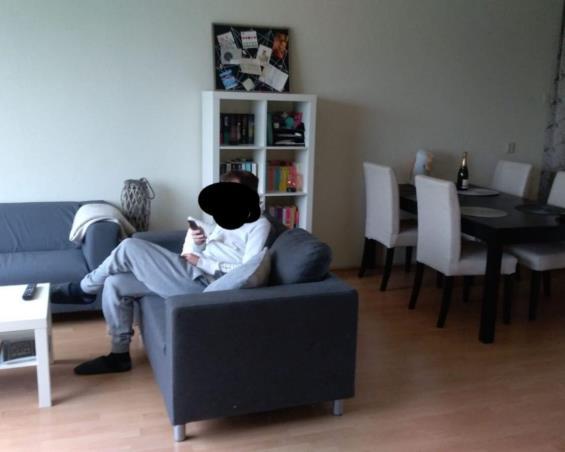Kamer aan Amerongenstraat in Breda