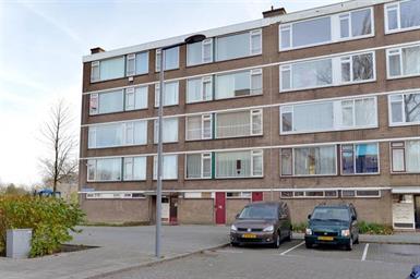 Kamer in Rotterdam, Menno ter Braakstraat op Kamernet.nl: Gerenoveerd appartement met 3 (!) slaapkamers!