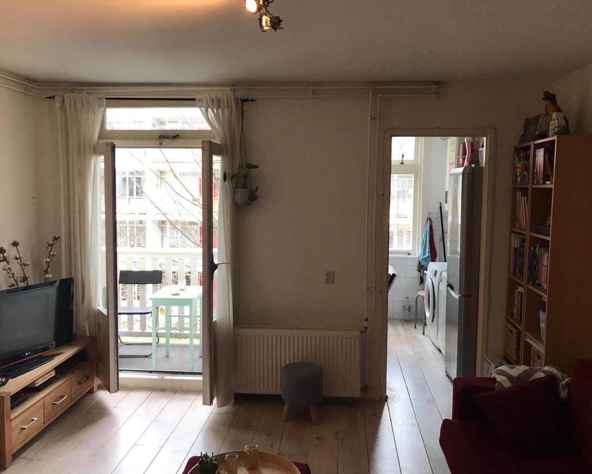Kamer te huur in de Eerste Jan van der Heijdenstraat in Amsterdam