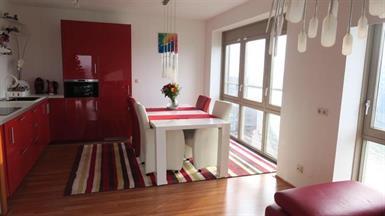 Kamer in Rotterdam, Sint-Jobskade op Kamernet.nl: Furnished 2-bedroom apartment for rent with garage