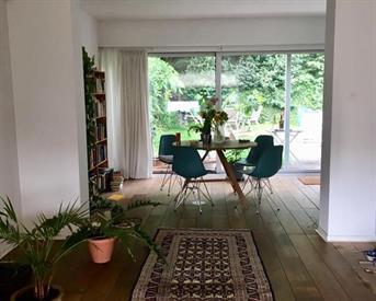 Kamer in Maastricht, Wolkammersdreef op Kamernet.nl: Sfeervol ruimtelijk huis (met tuin!) te huur
