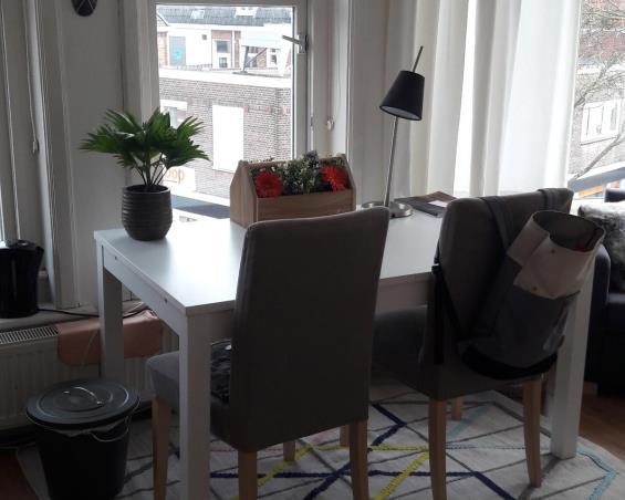 Kamer aan Warmoesstraat in Groningen