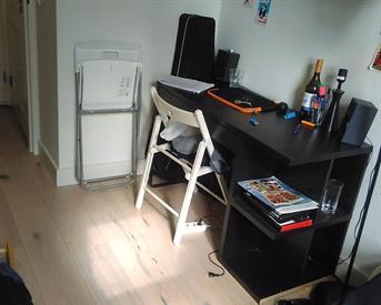 Kamer in Amsterdam, Javastraat op Kamernet.nl: Two bedrooms in three-bedroom apartment