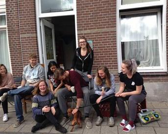 Kamer in Leiden, Lage Rijndijk op Kamernet.nl: Huize WIld & Vrij gaat hospiteren!