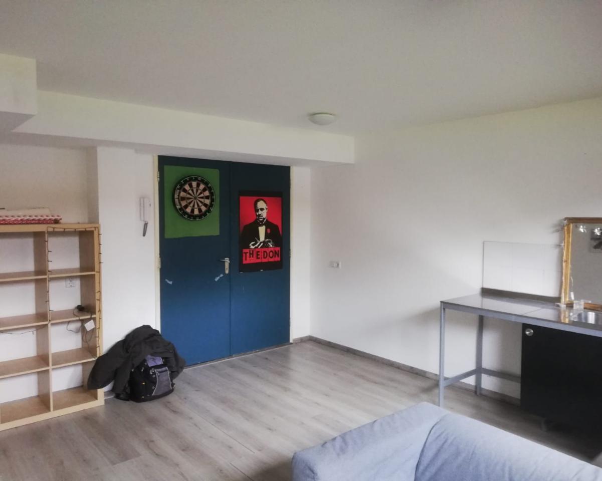 Kamer te huur in de Herenstraat in Wageningen
