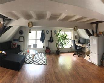 Kamer in Utrecht, Oudegracht op Kamernet.nl: Appartement Oude Gracht