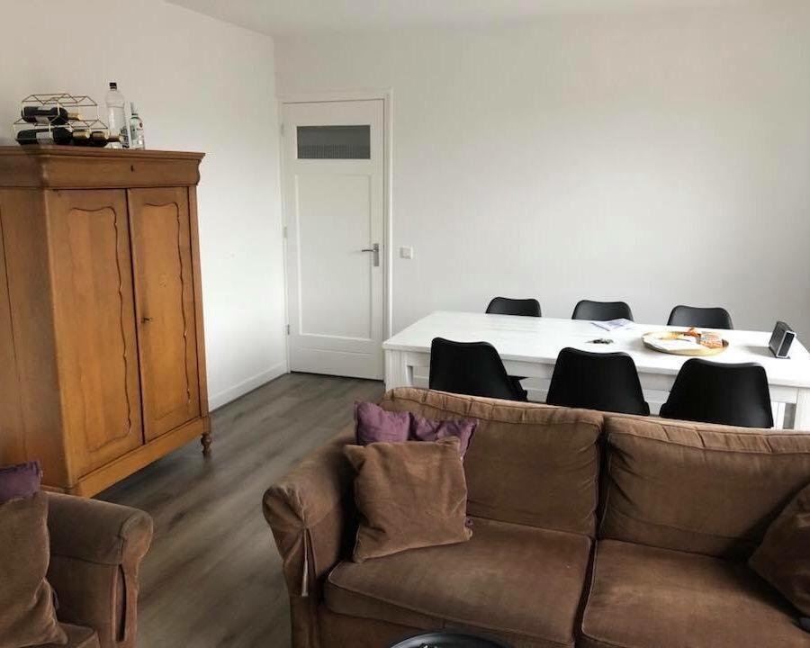 Kamer aan Verbeetenstraat in Breda