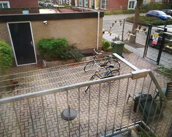 Kamer in Leeuwarden, Julianalaan op Kamernet.nl: Ruim appartement te huur aan de Julianalaan