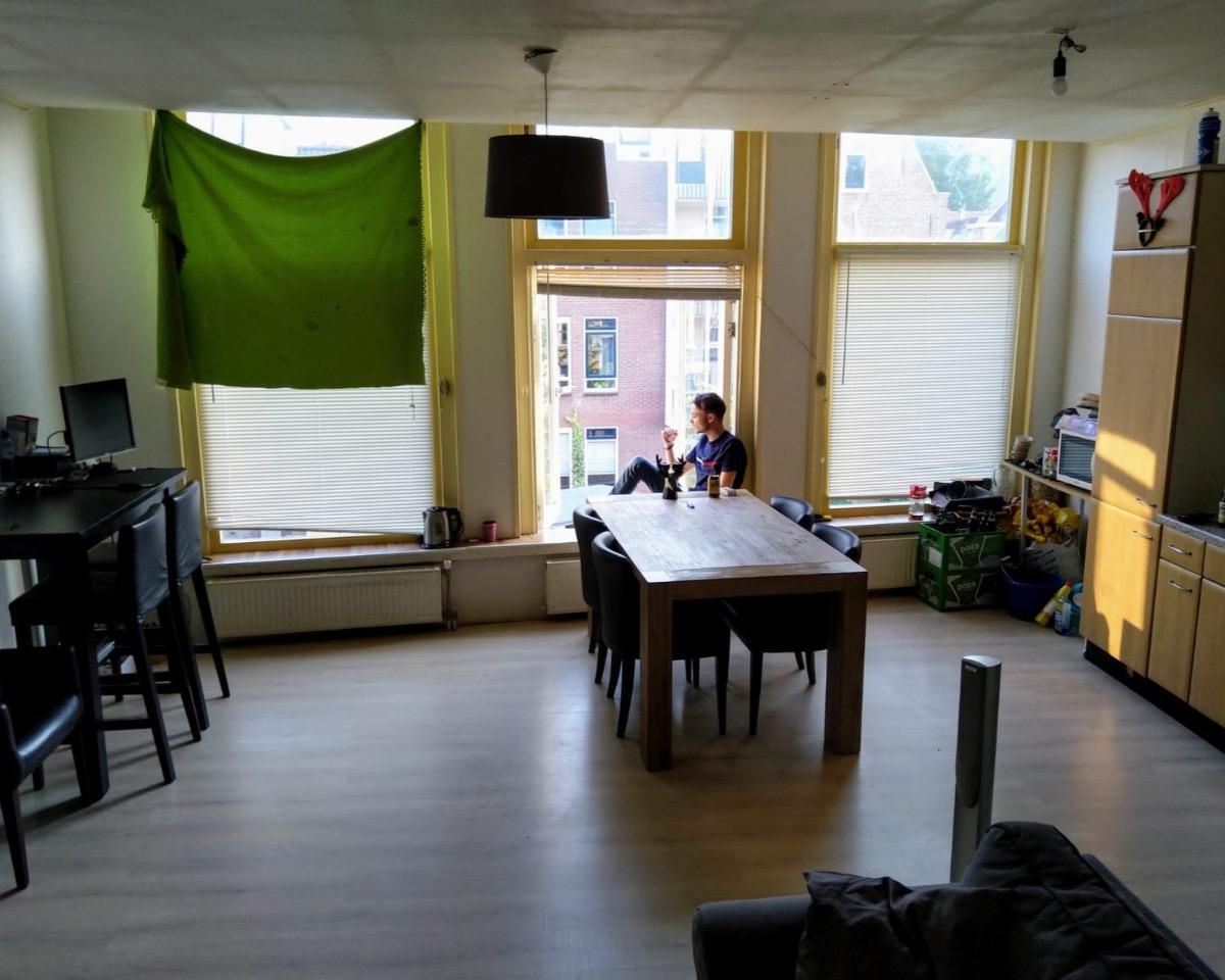Kamer te huur in de Nieuweburen in Leeuwarden
