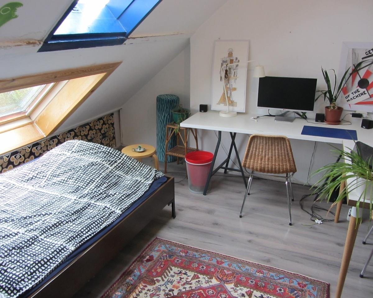 Kamer te huur in de Schoemakerstraat in Delft