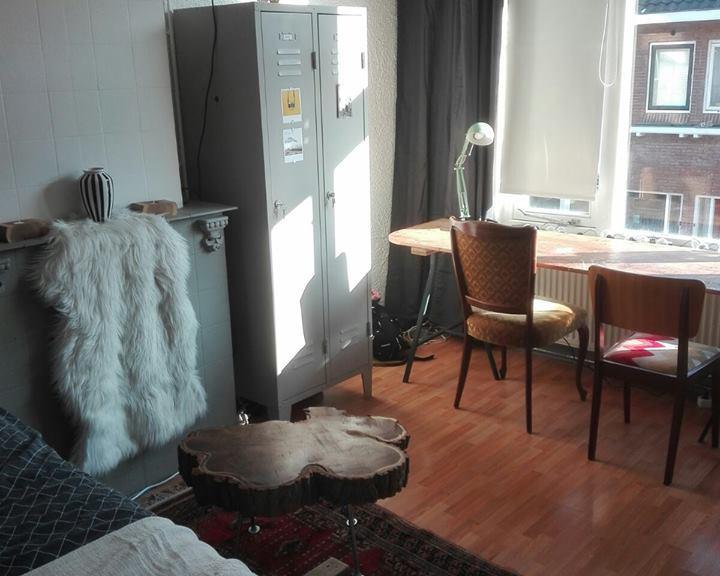 Kamer aan Egelantierstraat in Utrecht