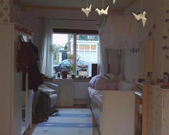 Kamer in Leeuwarden, van Heemstrastraat op Kamernet.nl: Leuke kamer voor tussenhuur