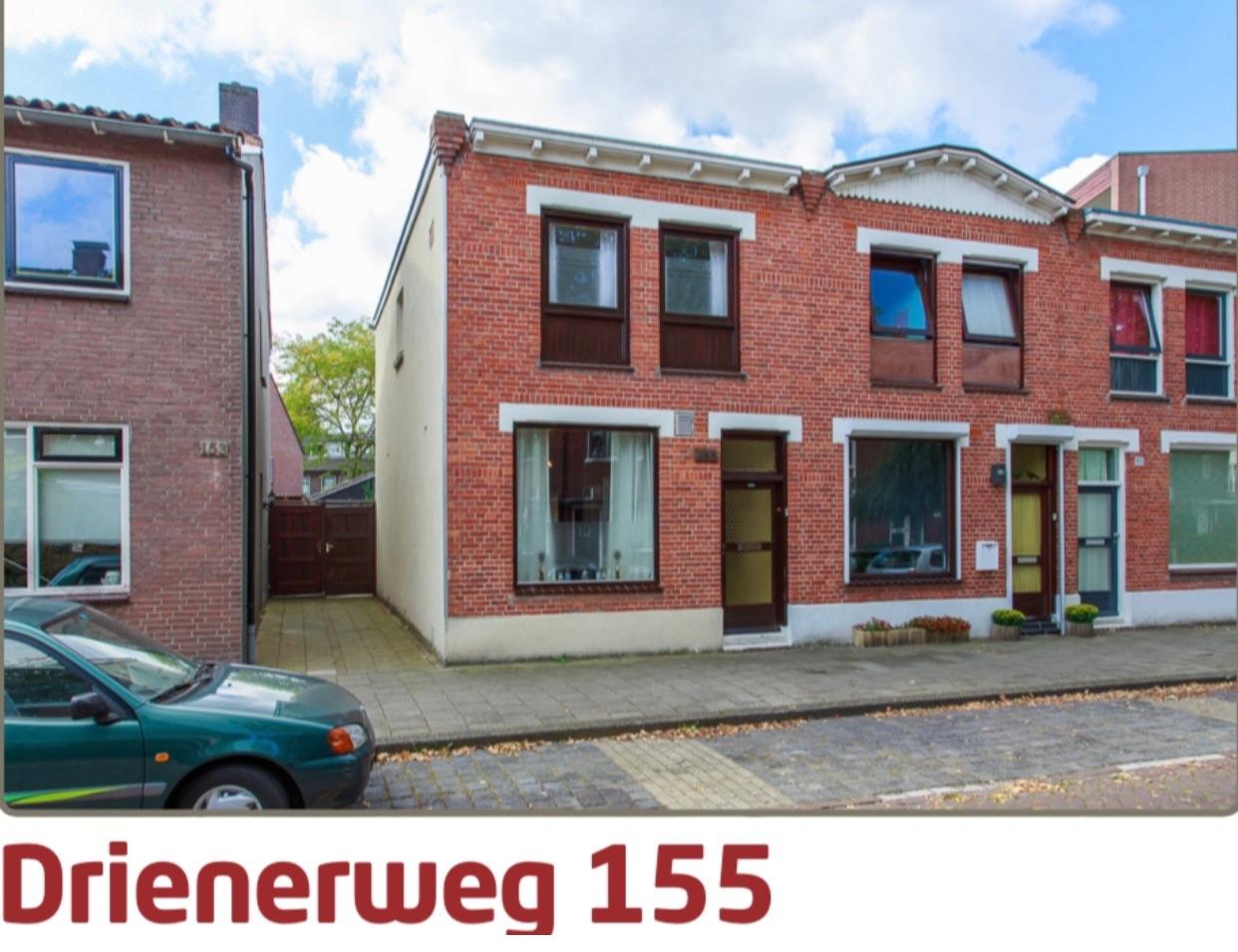 Kamer te huur aan de Drienerweg in Enschede