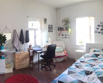 Kamer in Maastricht, Pletzersstraat op Kamernet.nl: Room opening up in a international studenthouse