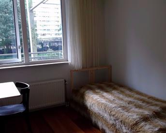 Kamer in Amsterdam, Hofgeest op Kamernet.nl: ALL IN Furnished room in South East