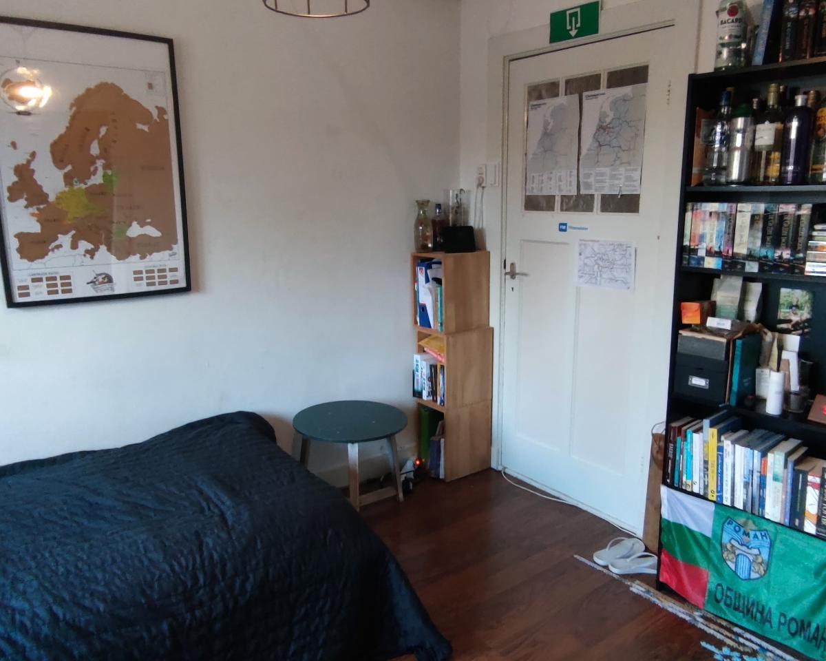 Kamer te huur aan de Leusderweg in Amersfoort