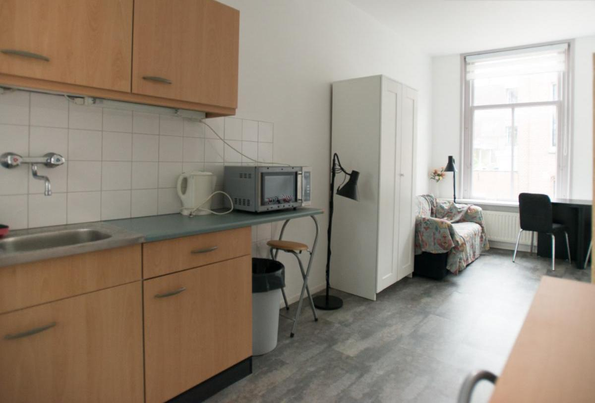 Kamer te huur in de Boorstraat in Utrecht